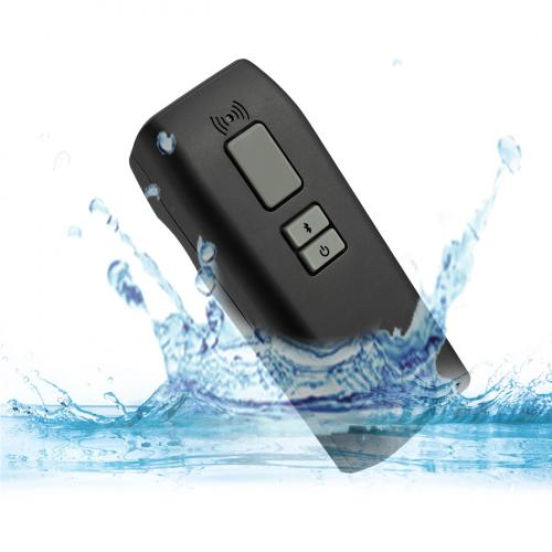 Adesso NuScan 3500CB Bluetooth Mobile Waterproof Antimicrobial CCD Barcode Scanner Alternate-Image5/500