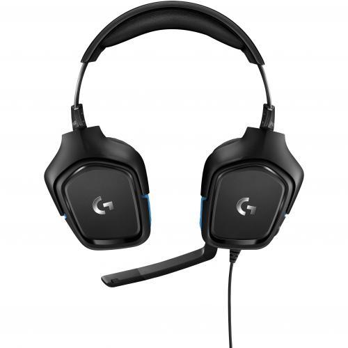 Logitech G432 7.1 Surround Sound Gaming Headset Alternate-Image5/500