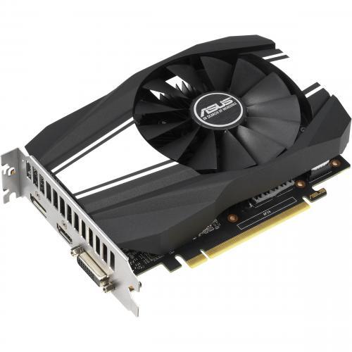 Asus Phoenix PH GTX1660 O6G GeForce GTX 1660 Graphic Card   6 GB GDDR5 Alternate-Image5/500