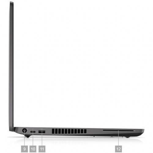 """Dell Latitude 5000 5500 15.6"""" Notebook   1920 X 1080   Intel Core I7 (8th Gen) I7 8665U Quad Core (4 Core) 1.90 GHz   16 GB RAM   512 GB SSD Alternate-Image5/500"""