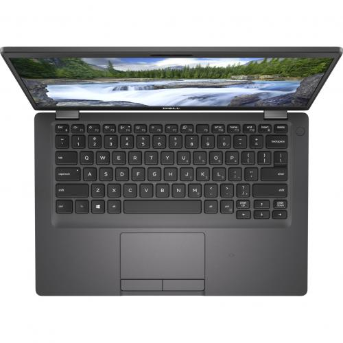 "Dell Latitude 5000 5401 14"" Notebook   1920 X 1080   Intel Core I5 (9th Gen) I5 9400H Quad Core (4 Core) 2.50 GHz   8 GB RAM   256 GB SSD Alternate-Image5/500"