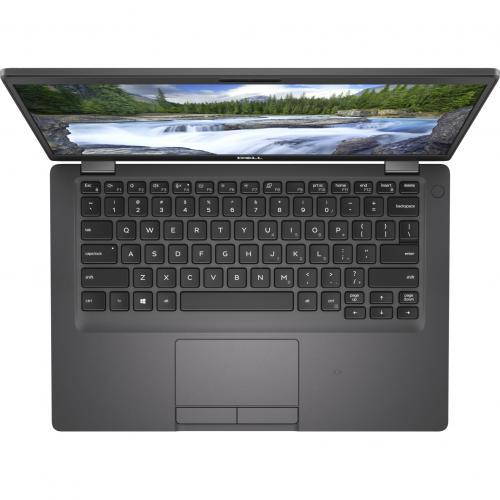 """Dell Latitude 5000 5401 14"""" Notebook   1920 X 1080   Intel Core I7 (9th Gen) I7 9850H Hexa Core (6 Core) 2.60 GHz   16 GB RAM   512 GB SSD Alternate-Image5/500"""