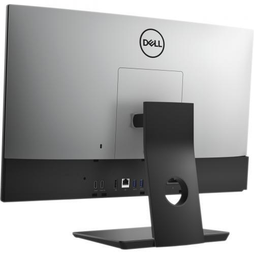 "Dell OptiPlex 7000 7470 All In One Computer   Intel Core I7 9th Gen I7 9700 3 GHz   16 GB RAM DDR4 SDRAM   256 GB SSD   23.8"" 1920 X 1080   Desktop Alternate-Image5/500"
