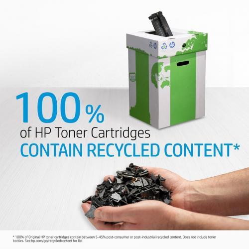HP 202X (CF500XM) Toner Cartridge   Cyan, Magenta, Yellow Alternate-Image5/500