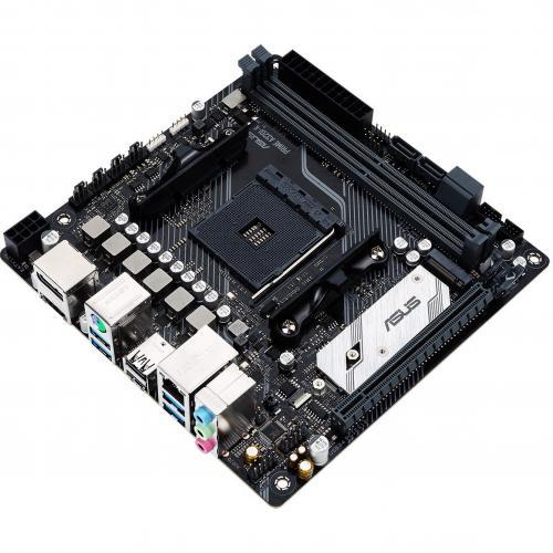 Asus Prime A320I K Desktop Motherboard   AMD Chipset   Socket AM4   Mini ITX Alternate-Image5/500