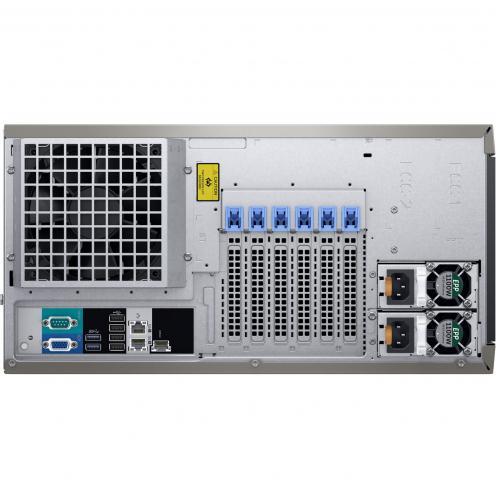 Dell EMC PowerEdge T440 5U Tower Server   2 X Intel Xeon Silver 4208 2.10 GHz   32 GB RAM   1 TB (1 X 1 TB) HDD   12Gb/s SAS, Serial ATA/600 Controller Alternate-Image5/500