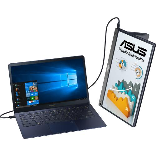 "Asus ZenScreen MB16AMT 15.6"" LCD Touchscreen Monitor   16:9   5 Ms GTG Alternate-Image5/500"