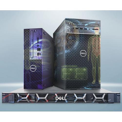 Dell Precision 3000 3431 Workstation   Xeon E 2224   16 GB RAM   256 GB SSD   Small Form Factor Alternate-Image5/500