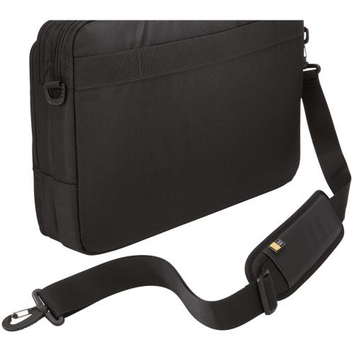 "Case Logic Notion Carrying Case For 15.6"" Notebook   Black Alternate-Image5/500"