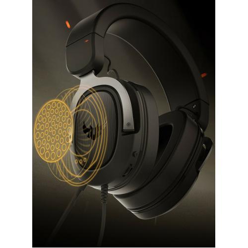 TUF Gaming H3 Gaming Headset Alternate-Image5/500