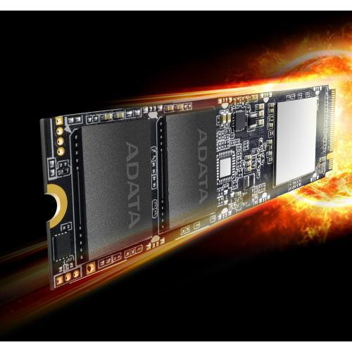 XPG SX8100 ASX8100NP 1TT C 1 TB Solid State Drive   M.2 2280 Internal   PCI Express NVMe (PCI Express NVMe 3.0 X4) Alternate-Image5/500