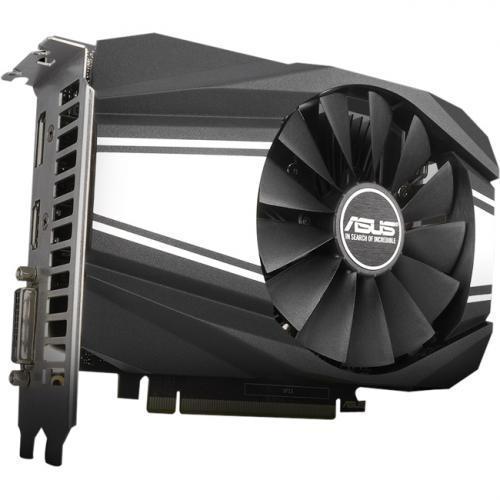 Asus Phoenix PH GTX1660S O6G GeForce GTX 1660 SUPER Graphic Card   6 GB GDDR6 Alternate-Image5/500