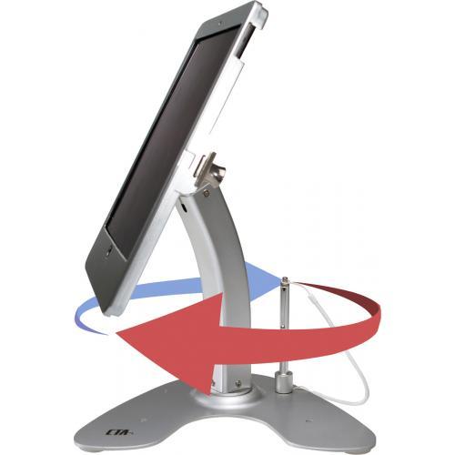CTA Digital Desk Mount For IPad, Card Reader Alternate-Image5/500