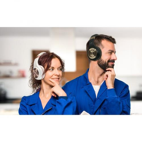 Morpheus 360 Serenity Wireless Over The Ear Headphones   Bluetooth 5.0 Headset With Microphone   HP5500G Alternate-Image5/500