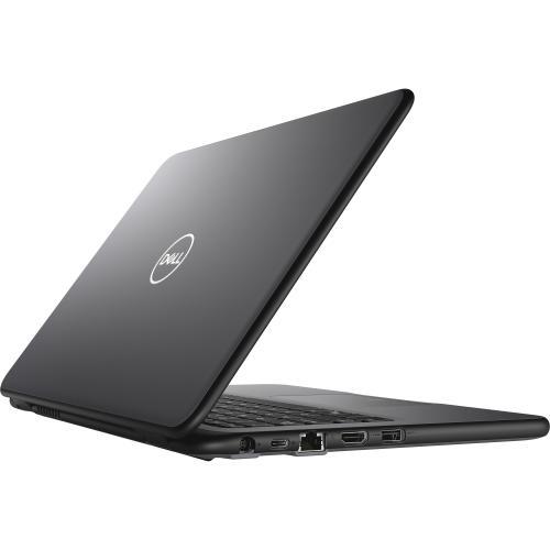 """Dell Latitude 3000 3310 13.3"""" Touchscreen 2 In 1 Notebook   Full HD   1920 X 1080   Intel Core I5 (8th Gen) I5 8265U Quad Core (4 Core) 1.60 GHz   8 GB RAM   128 GB SSD   Black Alternate-Image5/500"""