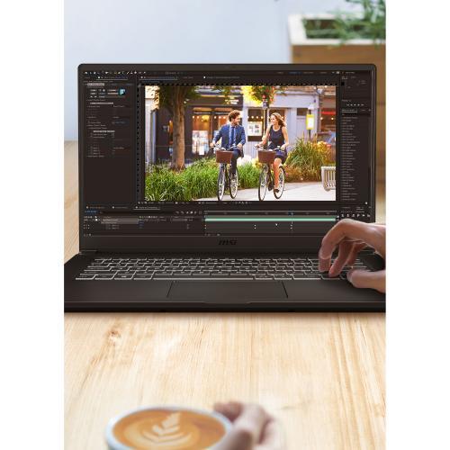 "MSI Modern 15 A10M 261 15.6"" Gaming Notebook   Full HD   1920 X 1080   Intel Core I7 (10th Gen) I7 10510U 1.80 GHz   16 GB RAM   512 GB SSD   Onyx Black Alternate-Image5/500"