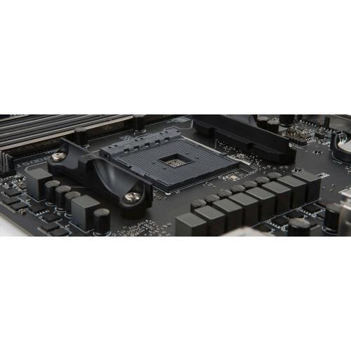 MSI B450I GAMING PLUS MAX WIFI Desktop Motherboard   AMD Chipset   Socket AM4   Mini ITX Alternate-Image5/500