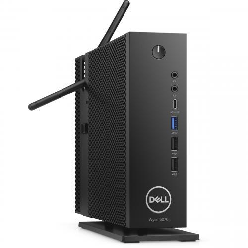 Wyse 5000 5070 Thin Client   Intel Celeron J4105 Quad Core (4 Core) 1.50 GHz Alternate-Image5/500