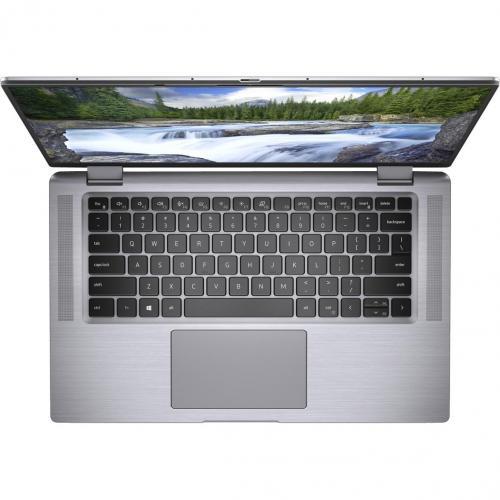 """Dell Latitude 9000 9510 15"""" Touchscreen Notebook   WUXGA   1920 X 1200   Intel Core I5 (10th Gen) I5 10310U Quad Core (4 Core) 1.70 GHz   16 GB RAM   256 GB SSD   Anodized Titan Gray Alternate-Image5/500"""