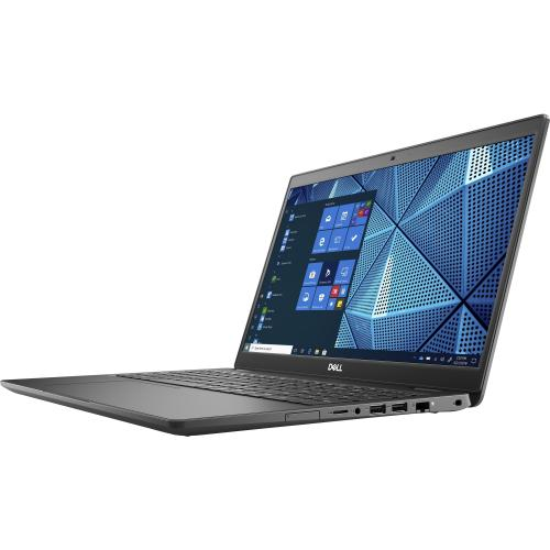 "Dell Latitude 3000 3510 15.6"" Notebook   HD   1366 X 768   Intel Core I5 (10th Gen) I5 10210U Quad Core (4 Core) 1.60 GHz   8 GB RAM   500 GB HDD   Gray Alternate-Image5/500"
