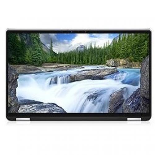 """Dell Latitude 9000 9410 14"""" Touchscreen 2 In 1 Notebook   1920 X 1280   Intel Core I7 (10th Gen) I7 10610U Quad Core (4 Core) 1.80 GHz   16 GB RAM   256 GB SSD   Anodized Titan Gray Alternate-Image5/500"""
