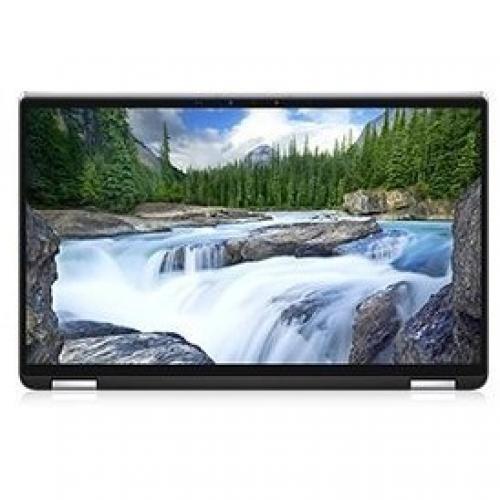 """Dell Latitude 9000 9410 14"""" Touchscreen 2 In 1 Notebook   1920 X 1280   Intel Core I5 (10th Gen) I5 10210U Quad Core (4 Core) 1.60 GHz   8 GB RAM   256 GB SSD   Anodized Titan Gray Alternate-Image5/500"""
