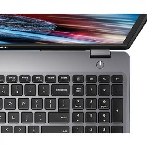 """Dell Precision 3000 3551 15.6"""" Mobile Workstation   Full HD   1920 X 1080   Intel Core I7 (10th Gen) I7 10850H Hexa Core (6 Core) 2.70 GHz   16 GB RAM   512 GB SSD Alternate-Image5/500"""