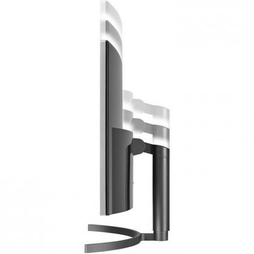 "LG Ultrawide 38BN75C B 38"" UW QHD+ Curved Screen LCD Monitor   21:9   High Glossy Black, Silver Spray Alternate-Image5/500"