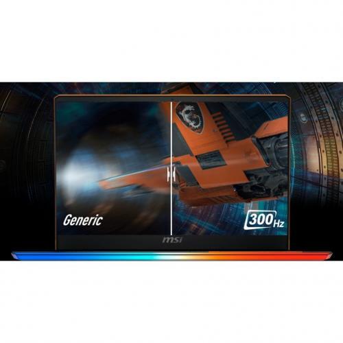 "MSI GE66 Raider GE66 Raider Dragonshield 10SFS 426 15.6"" Gaming Notebook   Full HD   1920 X 1080   Intel Core I9 (10th Gen) I9 10980HK 2.40 GHz   32 GB RAM   1 TB SSD Alternate-Image5/500"