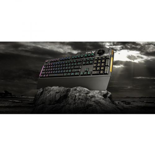 TUF K1 Gaming Keyboard Alternate-Image5/500