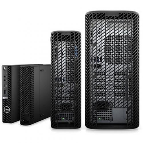 Dell OptiPlex 7000 7080 Desktop Computer   Intel Core I5 10th Gen I5 10500 Hexa Core (6 Core) 3.10 GHz   8 GB RAM DDR4 SDRAM   256 GB SSD   Small Form Factor Alternate-Image5/500