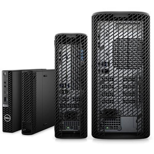 Dell OptiPlex 7000 7080 Desktop Computer   Intel Core I5 10th Gen I5 10500 Hexa Core (6 Core) 3.10 GHz   16 GB RAM DDR4 SDRAM   256 GB SSD   Small Form Factor   Black Alternate-Image5/500