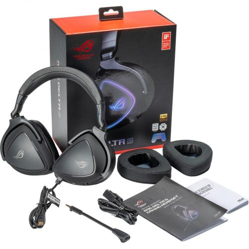 Asus ROG Delta S Gaming Headset Alternate-Image5/500
