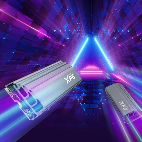 XPG GAMMIX S70 2 TB Rugged Solid State Drive   M.2 2280 Internal   PCI Express NVMe (PCI Express NVMe 4.0 X4) Alternate-Image5/500