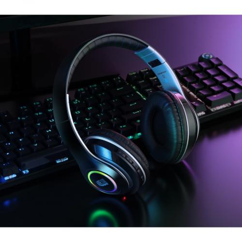 Xtream P500   Bluetooth Stereo Headphone With Built In Microphone Alternate-Image5/500