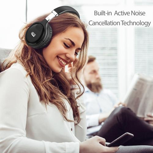 Xtream P600   Bluetooth Active Noise Cancellation Headphone With Built In Microphone Alternate-Image5/500