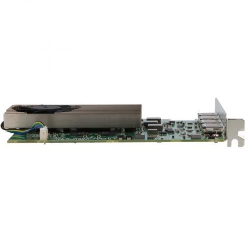 VisionTek AMD Radeon RX 550 Graphic Card   4 GB GDDR5   Full Height Alternate-Image5/500