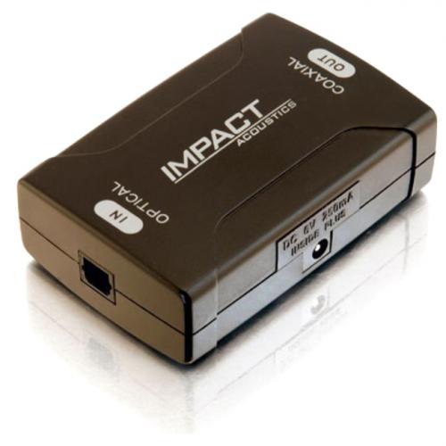 C2G Optical To Coaxial Digital Audio Converter Alternate-Image5/500