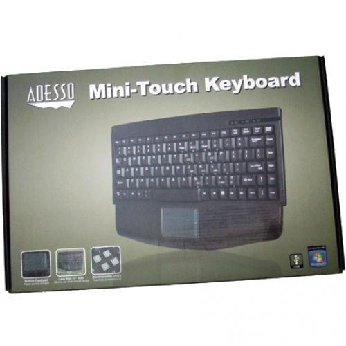 Adesso MiniTouch ACK 540PB Keyboard Alternate-Image6/500