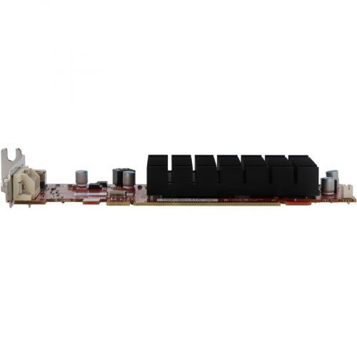 VisionTek Radeon 6350 SFF 1GB DDR3 3M DMS59 (2x DVI I, MiniDP) W/ 2x DVI I To VGA Adapter Alternate-Image6/500