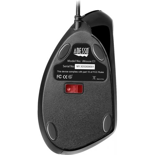 Adesso IMouse E1   Vertical Ergonomic Illuminated Mouse Alternate-Image6/500