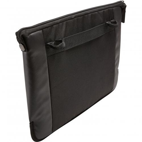 "Case Logic Intrata INT 114 Carrying Case (Attaché) For 14.1"" Notebook   Black Alternate-Image6/500"