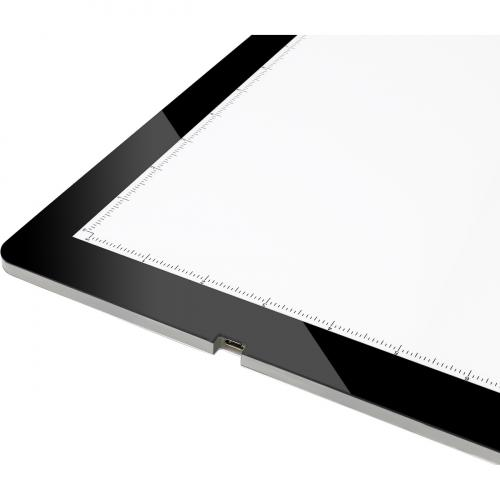 "Adesso CyberPad P2  12"" X 17"" LED Light Tracing Pad Alternate-Image6/500"