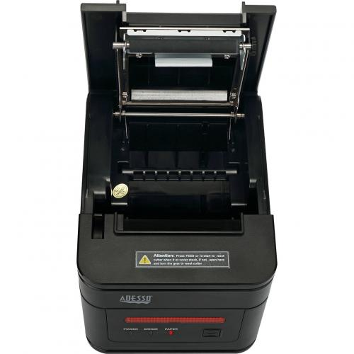 Adesso NuPrint 310 Direct Thermal Printer   Monochrome   Desktop   Receipt Print Alternate-Image6/500