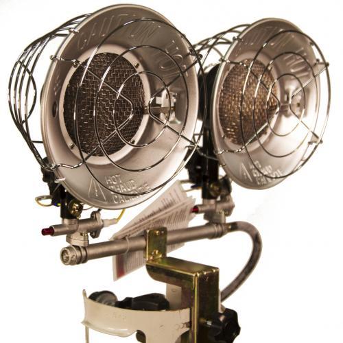 DuraHeat TT 30CSA Propane(LP) Double Tank Top Heater With Tip Over Shut Off Alternate-Image6/500