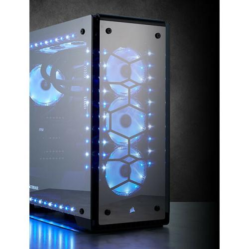 Corsair Crystal 570X RGB Mirror Black Tempered Glass, Premium ATX Mid Tower Case Alternate-Image6/500