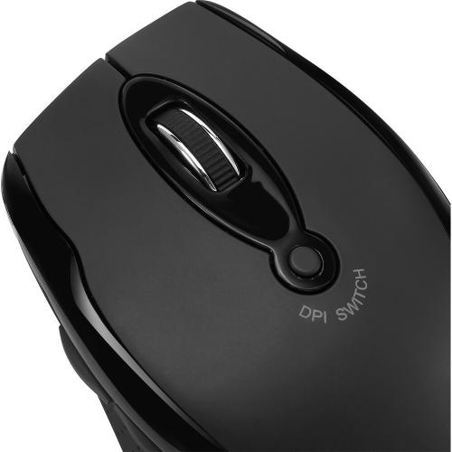 Adesso IMouse M20B   Wireless Ergonomic Optical Mouse Alternate-Image6/500