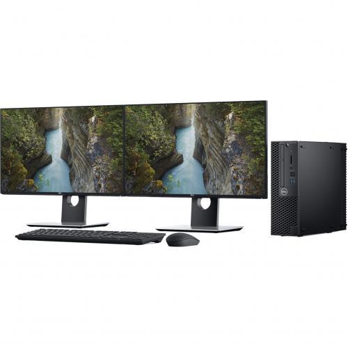 OPTIPLEX 3060 CORE I5 8 8500 8GB 1DIMMS 1TB 7.2K NO W10 Alternate-Image6/500