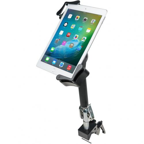 CTA Digital Clamp Mount For Tablet, IPad, IPad Pro, IPad Mini, IPad Air Alternate-Image6/500