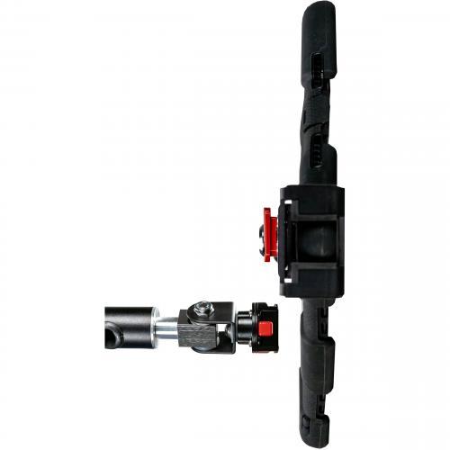 CTA Digital Multi Flex Vehicle Mount For Tablet, IPad Mini, IPad Pro, IPad Air Alternate-Image6/500
